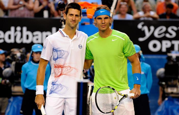 Djokovic y Nadal podrían verse las caras en Abu Dhabi