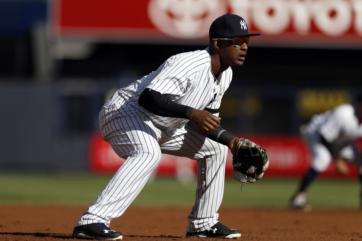 ¿Podrían los Yankees cambiar a Miguel Andújar con Manny Machado en la mira?