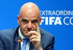 Gianni Infantino, expansión de la Copa del Mundo FIFA  es posible para 2022
