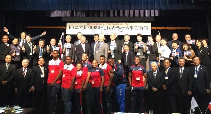 Equipo superior de judo viaja a Japón a base de entrenamiento