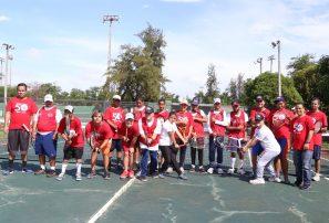 Entrenamientos con miras al Invitacional Mundial de  Tenis de Olimpíadas Especiales entran en su recta final