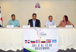 RD será sede de la Copa Internacional Gimnasia Artística 2018