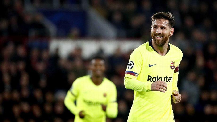 Messi sobre triunfo del Barça: