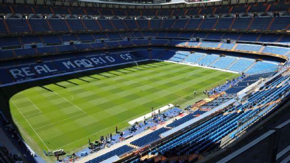 El Bernabéu recibirá la final de Libertadores entre River y Boca