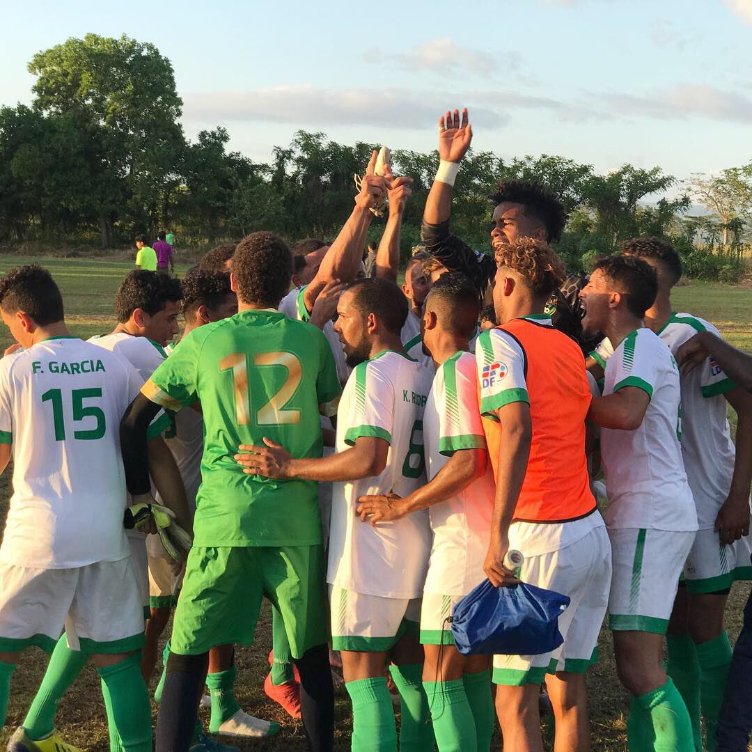 Jarabacoa FC saca victoria en visita a la Unev Sport Club