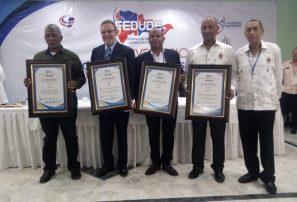 La Fedude entregó el premio nacional al mérito deportivo