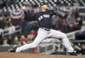 Dellin Betance evita arbitraje y acuerda con los Yankees