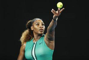Garbiñe Muguruza y Serena Williams ganan en Abierto Australia