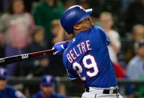 Número 29 de Beltré será retirado por los Vigilantes de Texas