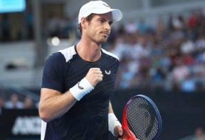 """Andy Murray: """"Me gustaría que mis hijas vinieran a verme jugar un partido de tenis"""""""