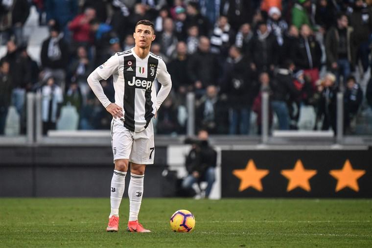 Cristiano se reincorpora a las prácticas de la Juventus 72 días después