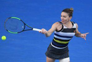 Simona Halep deja en el camino a Venus Williams en Australia
