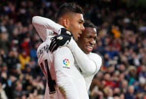 Real Madrid le quitó el tercer lugar al Sevilla y mantuvo hegemonía