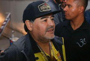 Diego Maradona fue operado por sangrado estomacal