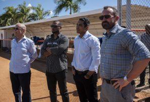Ejecutivos de los Mets realizaron visita a academia de Boca Chica