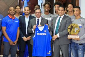 Navarro valora dedicatoria torneo nacional de baloncesto U-16