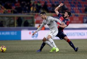 Juventus y PSG mantienen dominio en ligas de Italia y Francia
