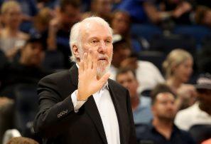Gregg Popovich no sabe si seguirá entrenando a los Spurs
