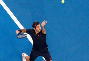 Roger Federer clasificó a Suiza a la final en la Copa Hopman