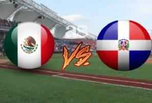 Partido entre RD y México en clasificatorio Panam suspendido