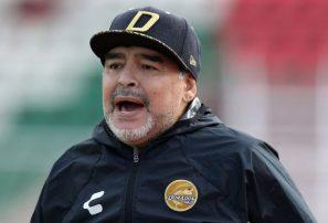 Diego Maradona fue dado de alta tras operación por sangrado estomacal