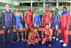Luchadores de RD van a Rusia a una base de entrenamientos