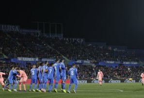 Barcelona se impone a Getafe y amplía liderato; Real Madrid cae