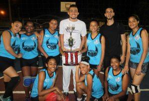 Colegio Renacimiento barre en torneo voleibol intercolegial SFM