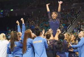 La historia de superación de la gimnasta de la rutina perfecta
