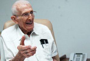 Fallece José Ramón Fernández, expresidente del Comité Olímpico Cubano