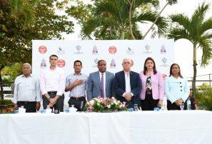 Inauguran la Copa Universitaria Claro de Voleibol