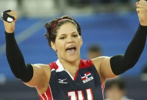 Las Guerreras Voleibol Club adquieren a Priscila y Winnifer