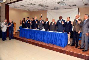 Nuevo Comité Ejecutivo del COD es ratificado e instalado