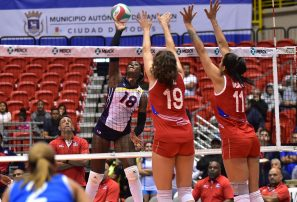 RD conquista Primera Serie del Caribe de Voleibol