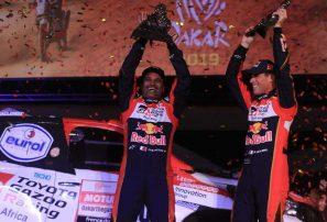 Primer Dakar en formato concentrado les sabe a poco a los pilotos