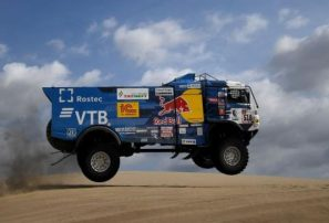Excluyen a un piloto del Dakar por atropellar a un espectador y no auxiliarlo