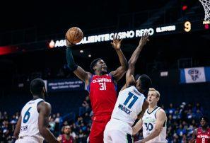 Delgado realiza un 20-20 con los Clippers en la G-League