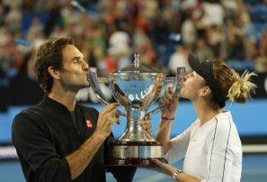 Federer gana la Copa Hopman para un récord de tres títulos