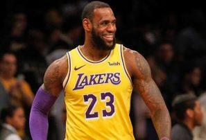 LeBron James regresaría el próximo domingo con los Lakers