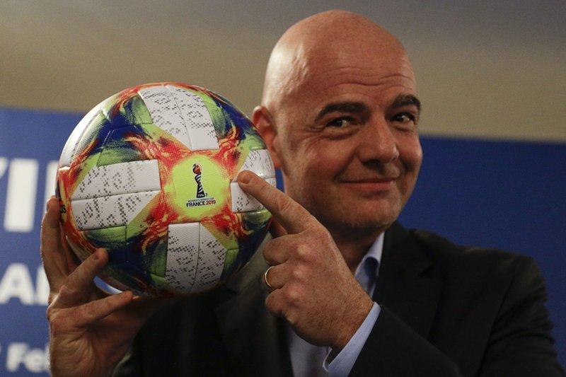FIFA decidiría en junio  la expansión de equipos en mundial