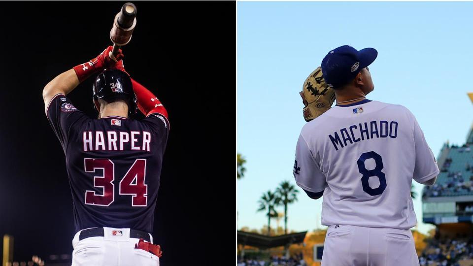 Filis no dudan que podrán firmar a Machado o Harper