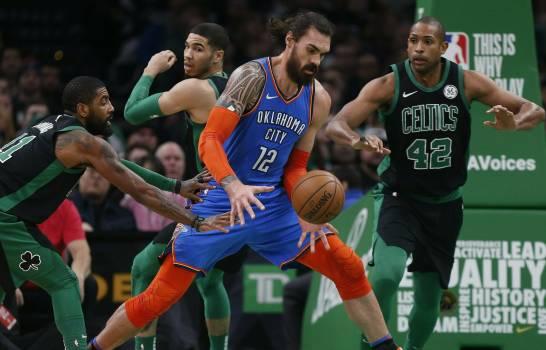 Horford anota 17 y reparte nueve asistencias en victoria de Celtics