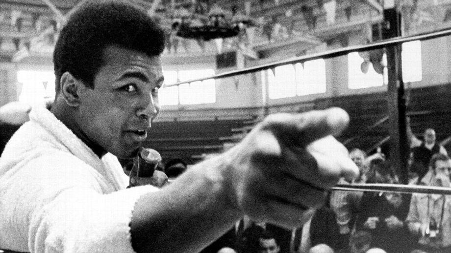 LeBron produjo documental de Muhammad Ali a ser visto en mayo