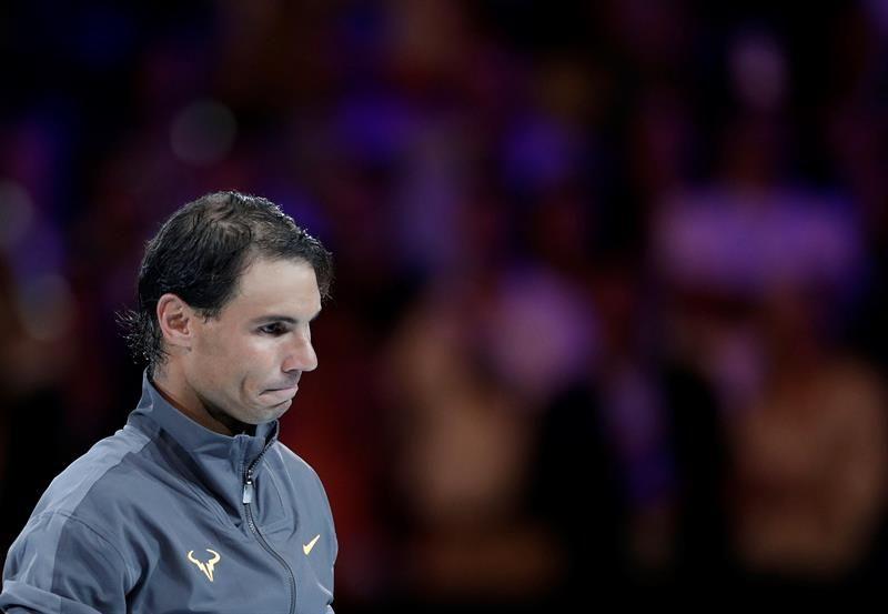 Nadal se enfrentará con el alemán Mischa Zverev en primera ronda de Acapulco