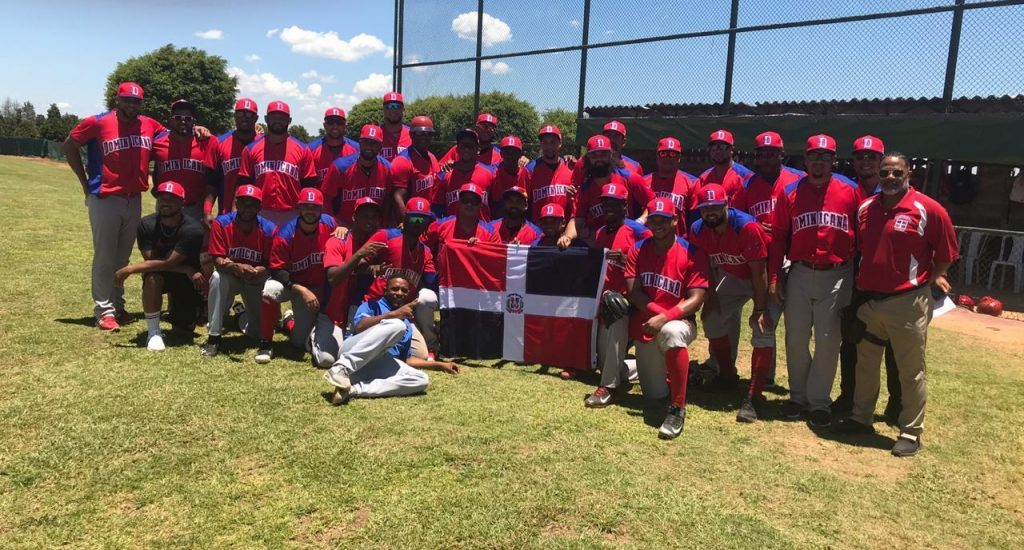 RD vence a Nicaragua y Brasil en el Pre Panam de béisbol