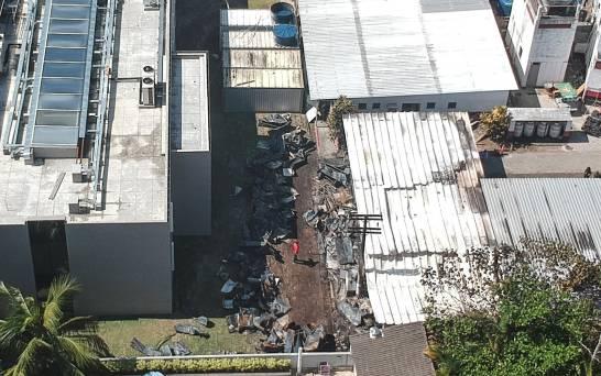 Fallecen 10 en incendio de instalaciones del Flamengo en Rio