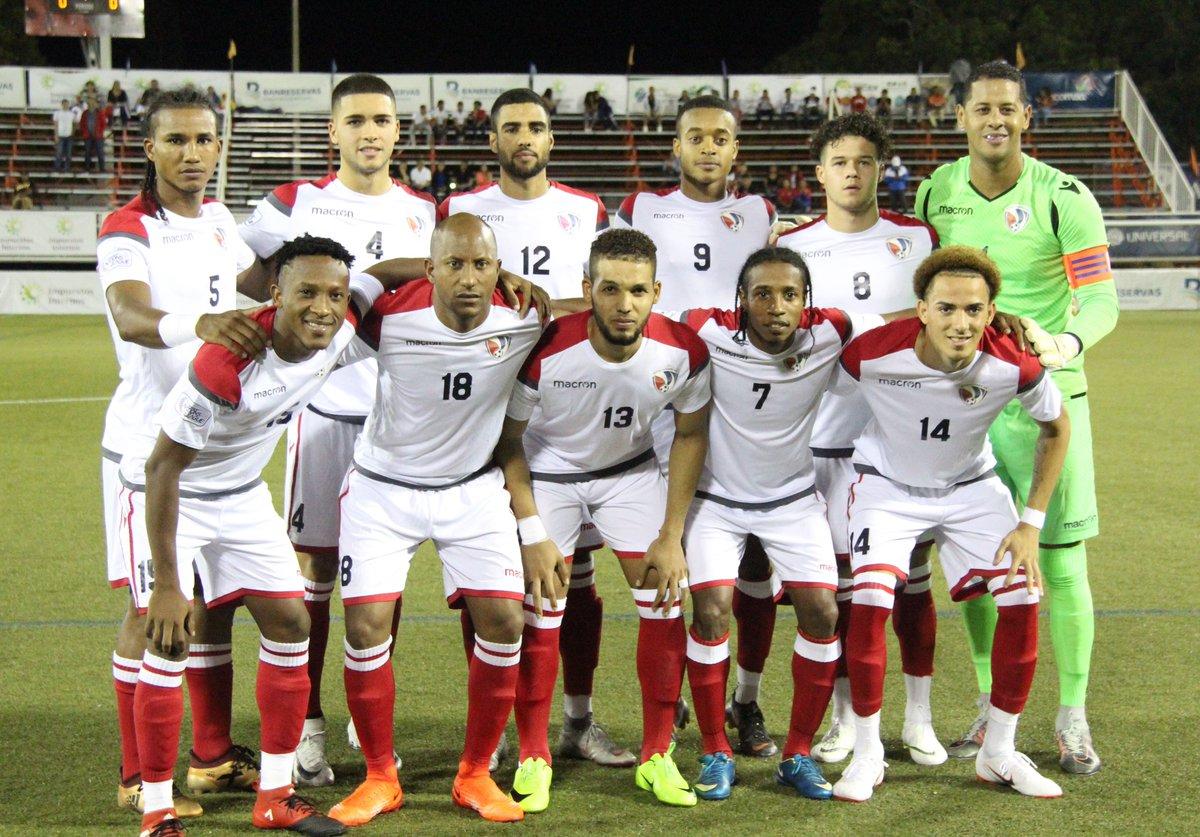 Dominicana supera a Guadalupe en partido amistoso