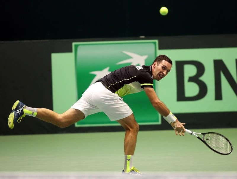 Kazajistán consigue el pase a la fase final de la Copa Davis