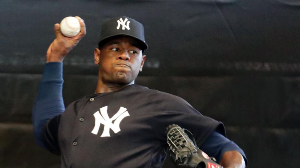 Luis Severino y los Yankees logran acuerdo de cuatro años