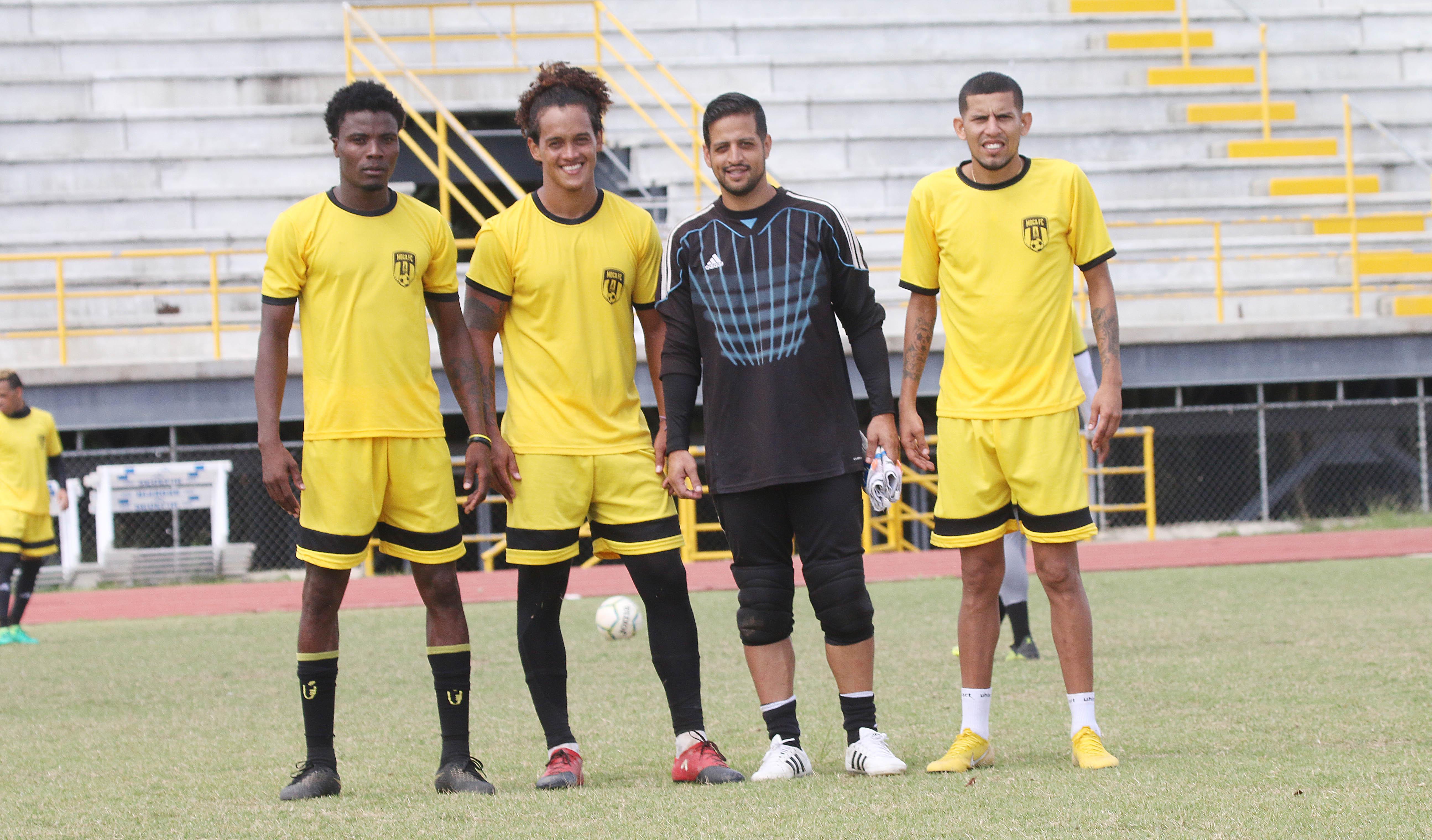 Moca FC anuncia sus primeros refuerzos para la temporada de la LDF 2019